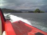 ボートから見た岸辺.JPG