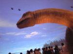 恐竜博物館の恐竜の首.JPG