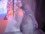 氷のペンギン.JPG