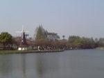 浮間公園の噴水.JPG