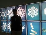 雪の結晶とKaolu.JPG